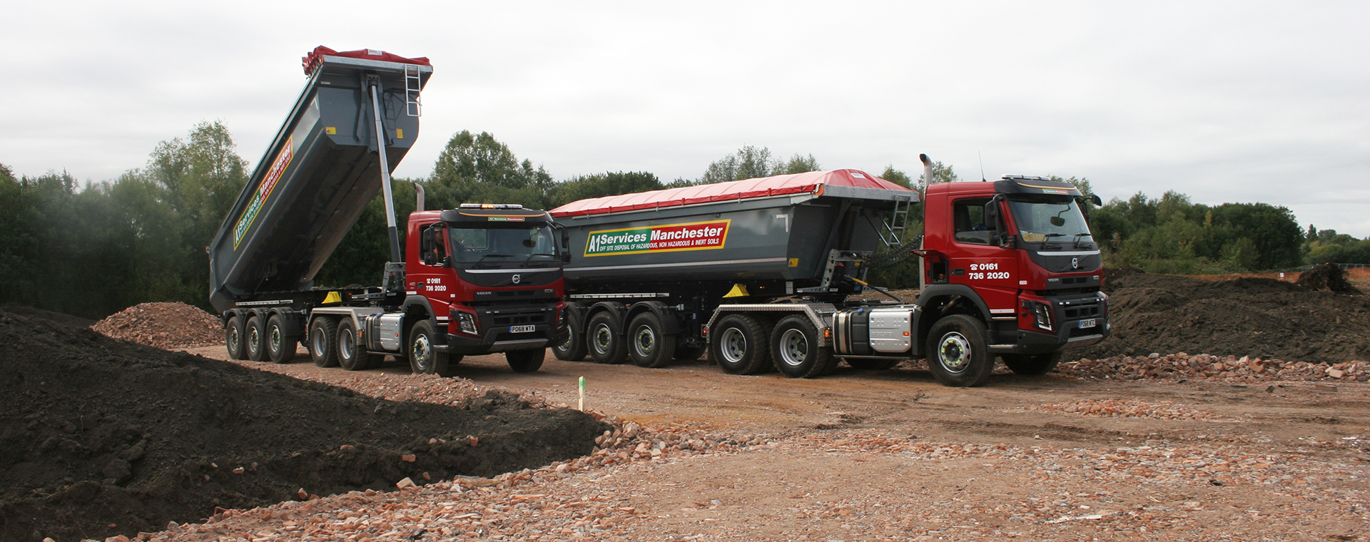 Muck Shifting Greater Manchester